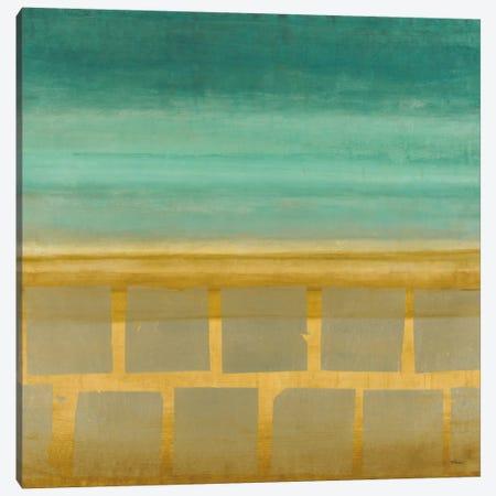 Silver-Leafed Horizon Canvas Print #HIB61} by Randy Hibberd Canvas Art