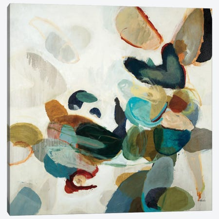Stone Pattern I Canvas Print #HIB64} by Randy Hibberd Canvas Print