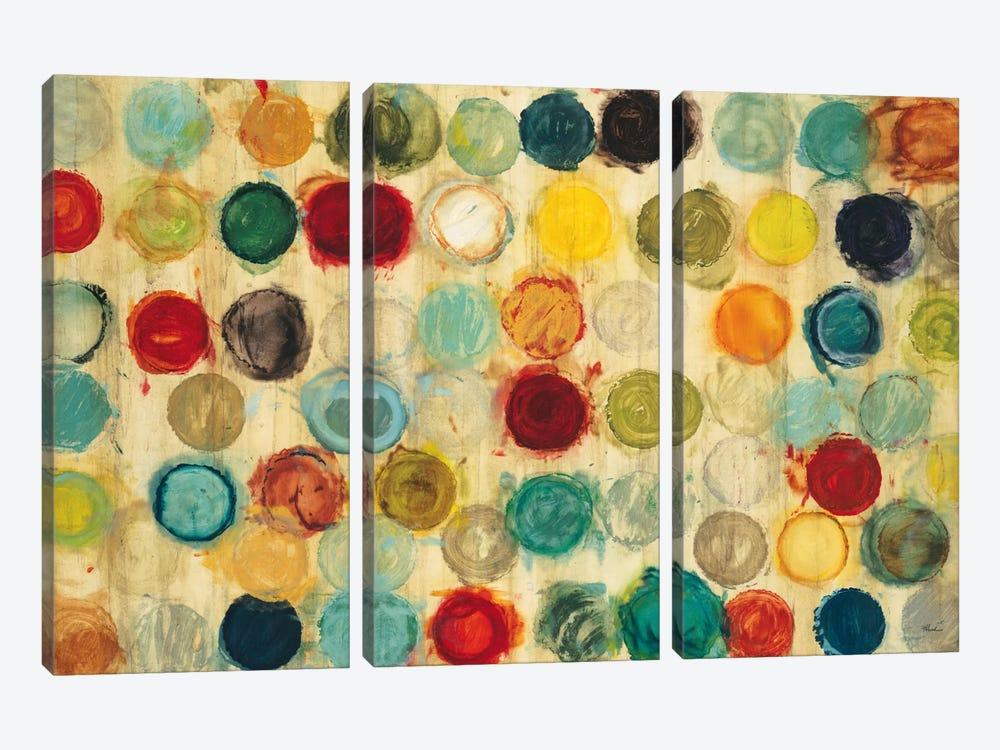 Successful Rotation by Randy Hibberd 3-piece Canvas Art