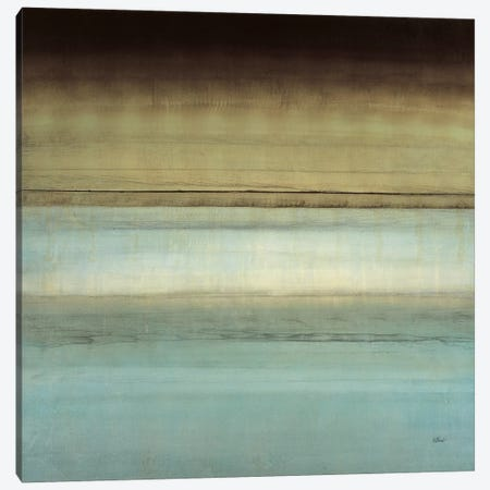 Beauty In Blue II Canvas Print #HIB6} by Randy Hibberd Canvas Wall Art