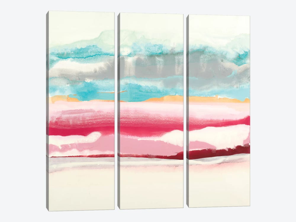 Landscape Within A Dream II by Randy Hibberd 3-piece Canvas Artwork