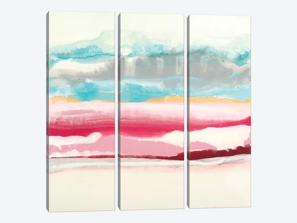 Landscape Within A Dream II by Randy Hibberd 3-piece Canvas Artwork