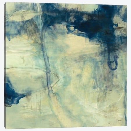 Blue Daze I Canvas Print #HIB81} by Randy Hibberd Canvas Wall Art