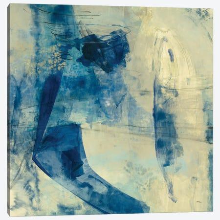 Blue Daze II Canvas Print #HIB82} by Randy Hibberd Canvas Artwork