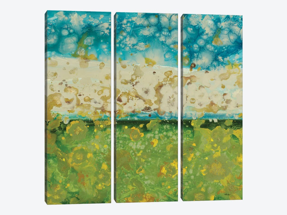 Into The Sky by Randy Hibberd 3-piece Canvas Artwork