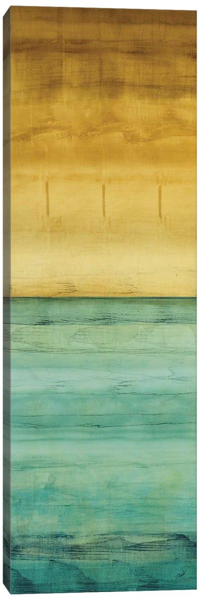 Jay Blue I Canvas Art Print