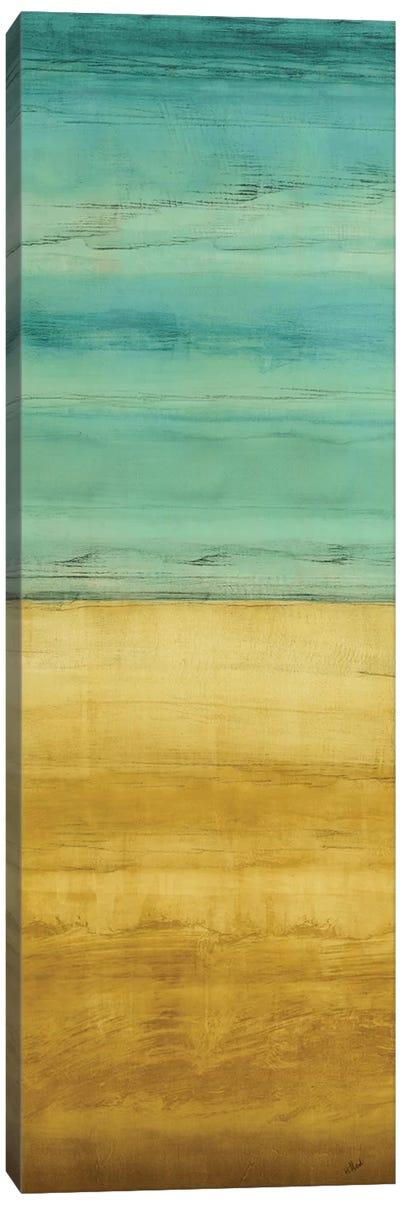Jay Blue II Canvas Art Print
