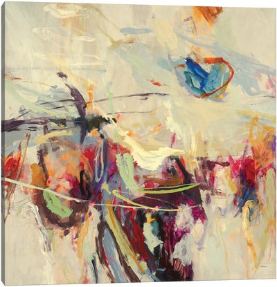 Positive Energy II Canvas Art Print