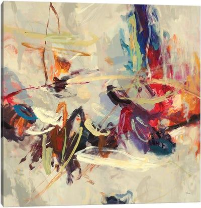 Positive Energy III Canvas Art Print