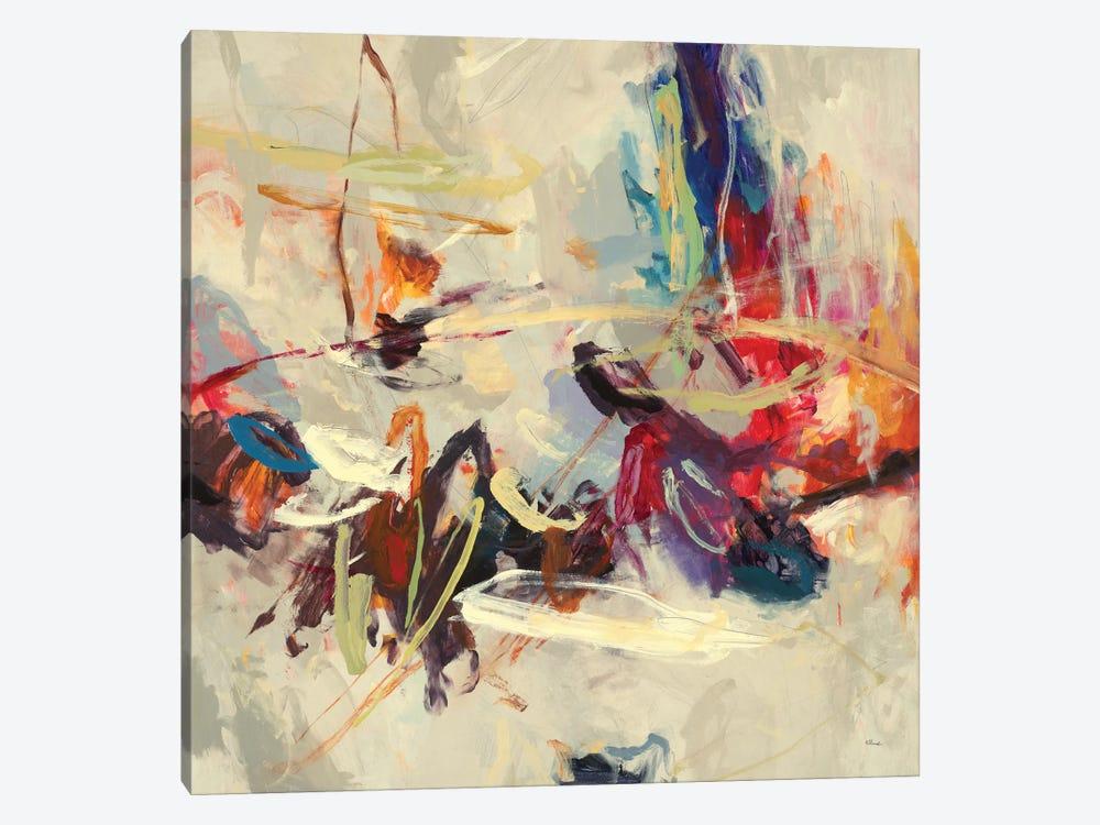 Positive Energy III by Randy Hibberd 1-piece Canvas Art