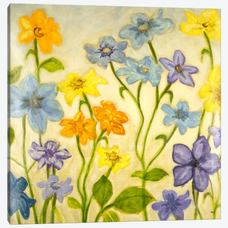 Bloom I Canvas Print #HIB9} by Randy Hibberd Canvas Print