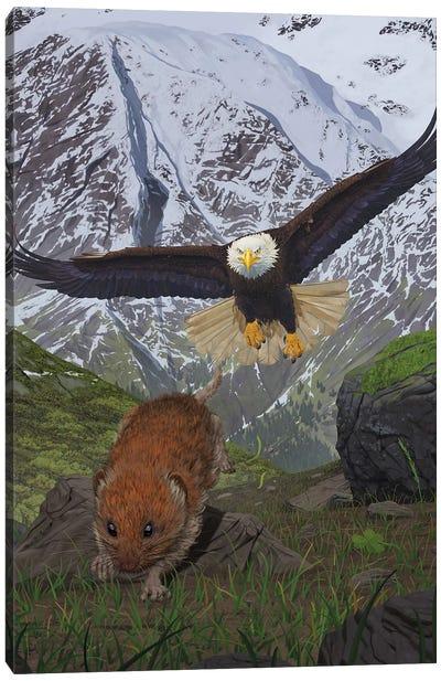 Alaska Canvas Art Print