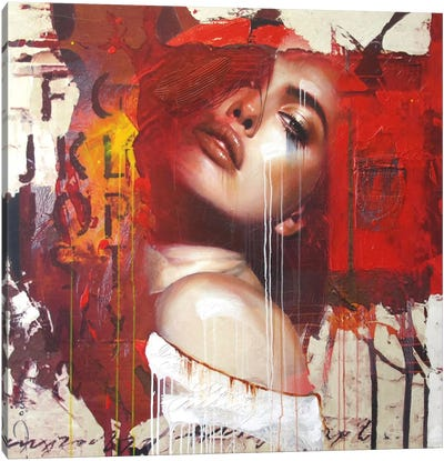 Need To Know Canvas Art Print