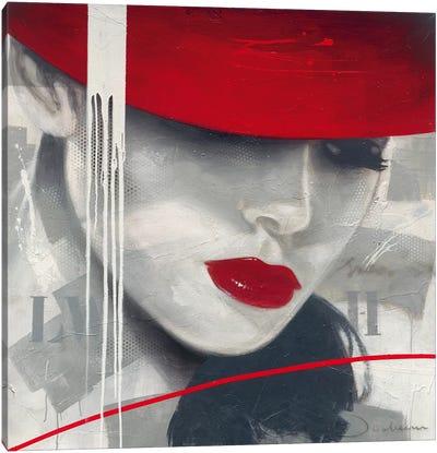 Glamorous I Canvas Art Print