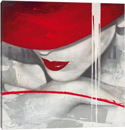 Glamorous II Canvas Art Print