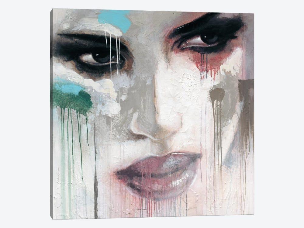 Stay Who You Are by Hans Jochem Bakker 1-piece Canvas Wall Art