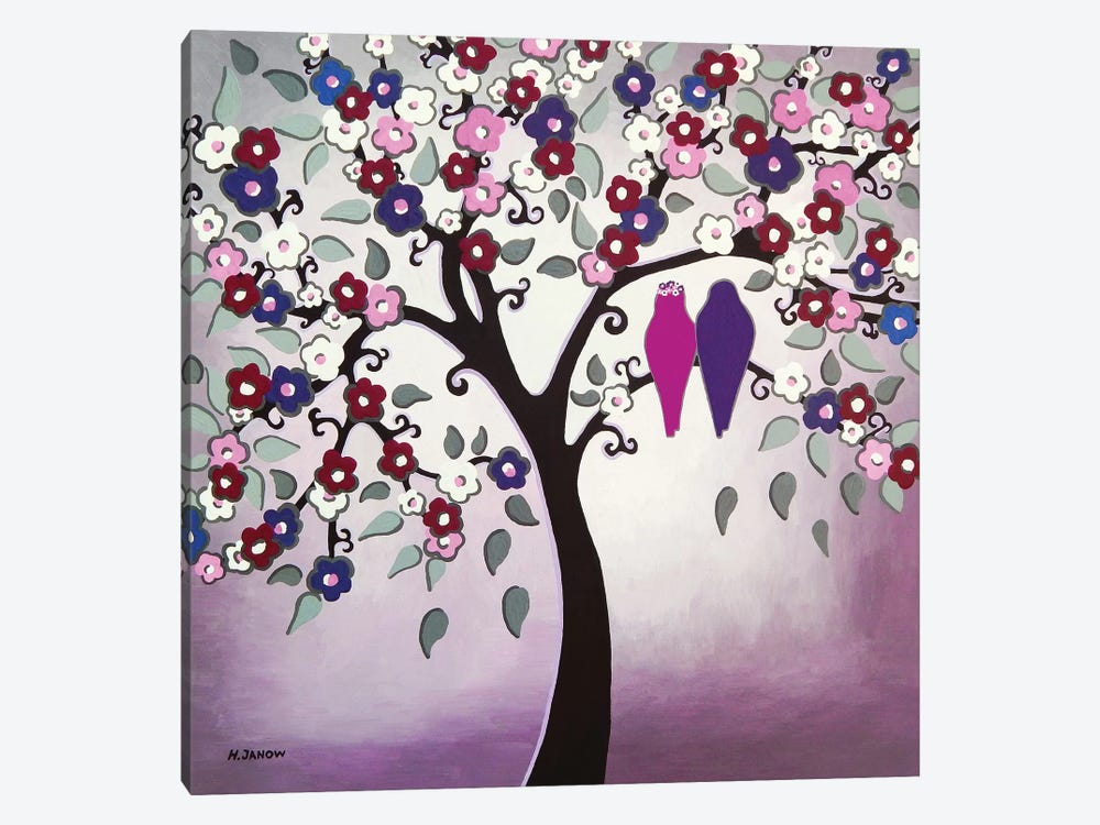 Dreamers II by Helen Janow Miqueo 1-piece Canvas Print