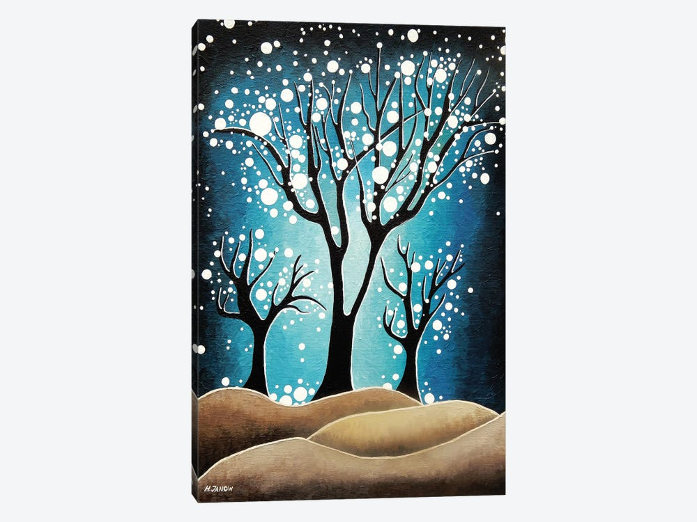 Forest Of Dreams by Helen Janow Miqueo 1-piece Canvas Art Print