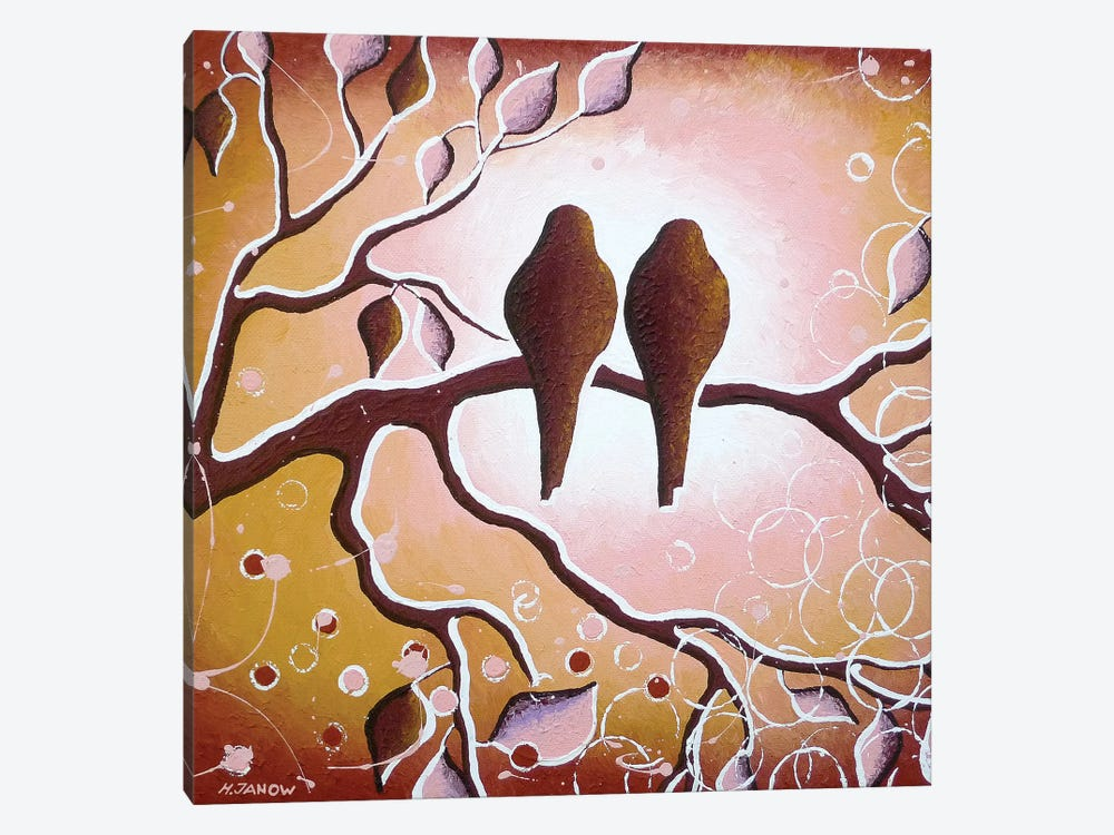Forever by Helen Janow Miqueo 1-piece Canvas Wall Art