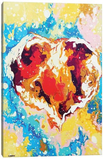 Forever Heart Canvas Art Print