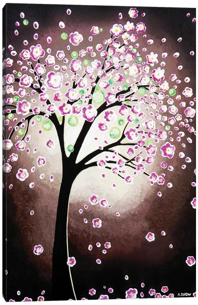 Tree Of Dreams I Canvas Art Print