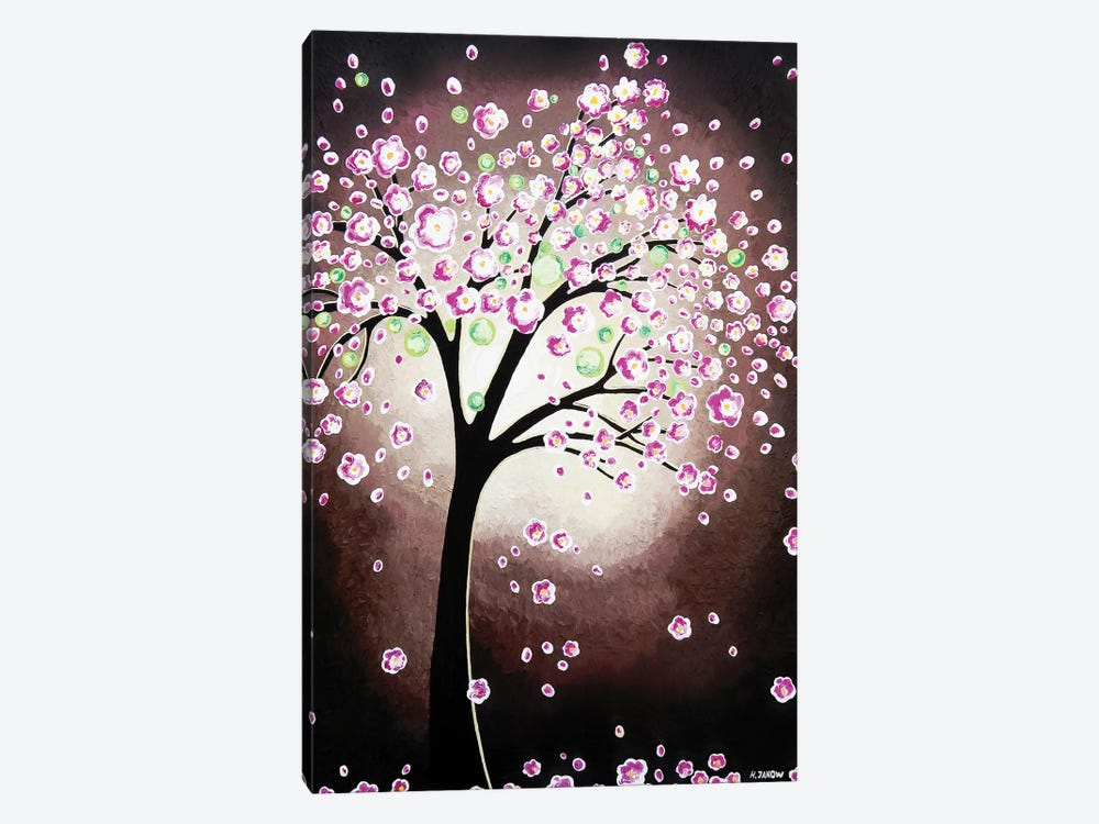 Tree Of Dreams I by Helen Janow Miqueo 1-piece Canvas Art
