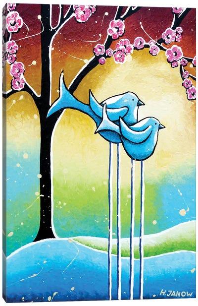 Unconditional Love Canvas Art Print