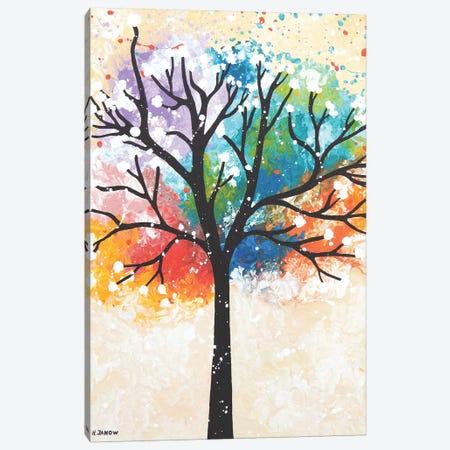 Tree Of Dreams II Canvas Print #HJM57} by Helen Janow Miqueo Canvas Art Print