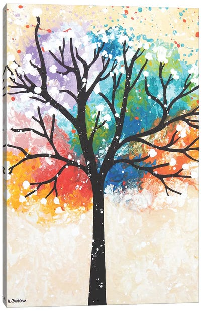 Tree Of Dreams II Canvas Art Print