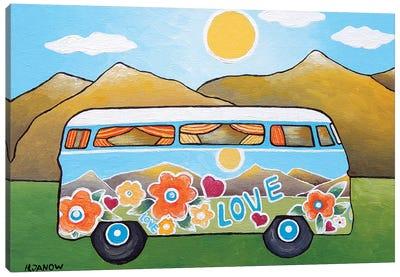 Big Adventure Canvas Art Print