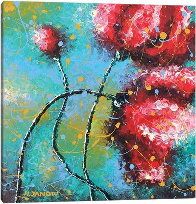 In The Wind II Canvas Art Print