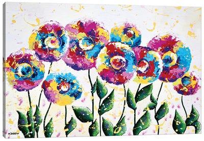 Happy II Canvas Art Print