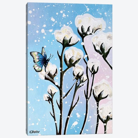 Ethereal Canvas Print #HJM77} by Helen Janow Miqueo Art Print