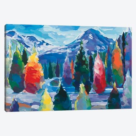 Glacier Legacy IV Canvas Print #HKH42} by Hooshang Khorasani Canvas Print