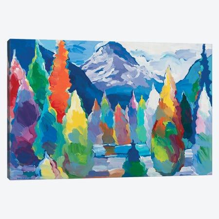 Glacier Legacy V Canvas Print #HKH43} by Hooshang Khorasani Canvas Print