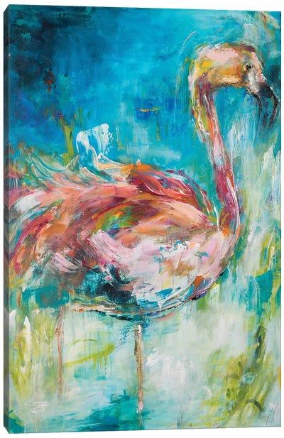 Pretty In Pink I Canvas Art Print