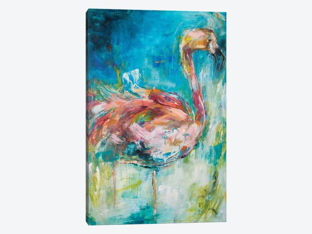 Pretty In Pink I by Hilma Koelman 1-piece Art Print
