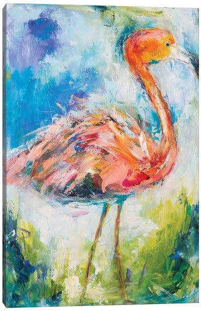 Pretty In Pink II Canvas Art Print