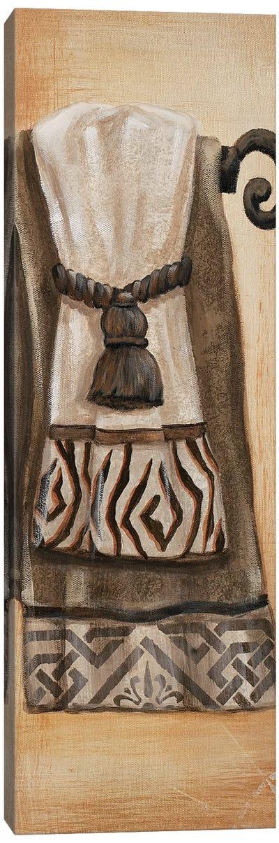 Wild Bath III Canvas Art Print