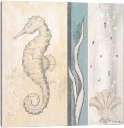 Calming Sea II Canvas Art Print