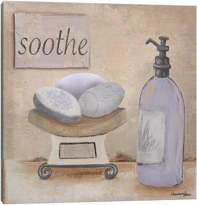 Lavender Bath II Canvas Art Print
