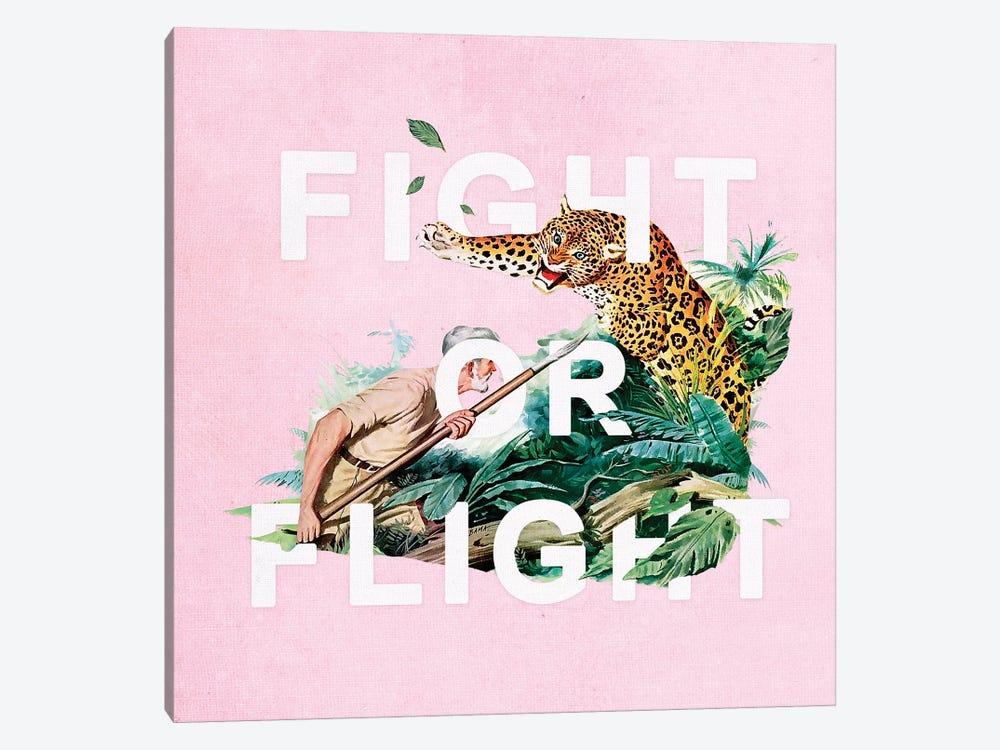 Fight Or Flight by Heather Landis 1-piece Art Print