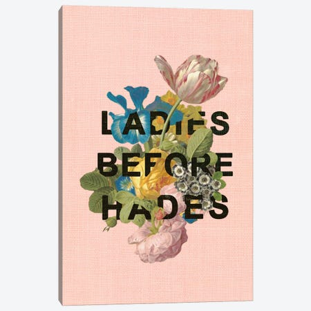 Ladies Before Hades Canvas Print #HLA18} by Heather Landis Canvas Wall Art