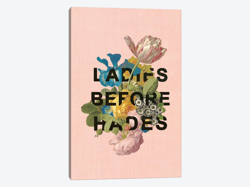 Ladies Before Hades by Heather Landis 1-piece Art Print