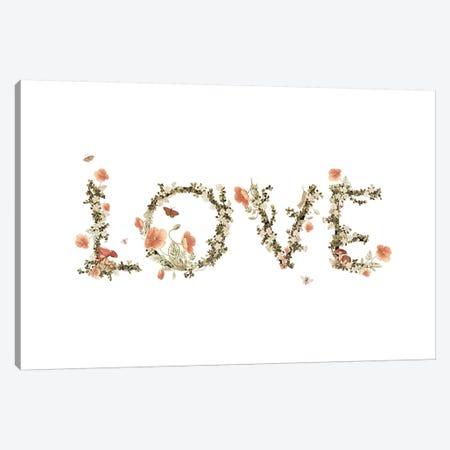 Love Canvas Print #HLA25} by Heather Landis Canvas Wall Art