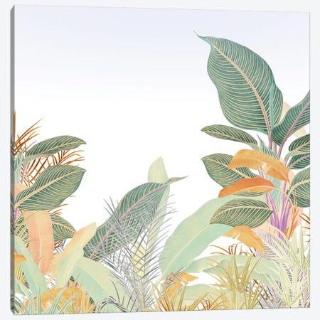 Native Jungle Canvas Print #HLA48} by Heather Landis Art Print