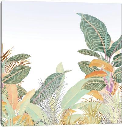 Native Jungle Canvas Art Print