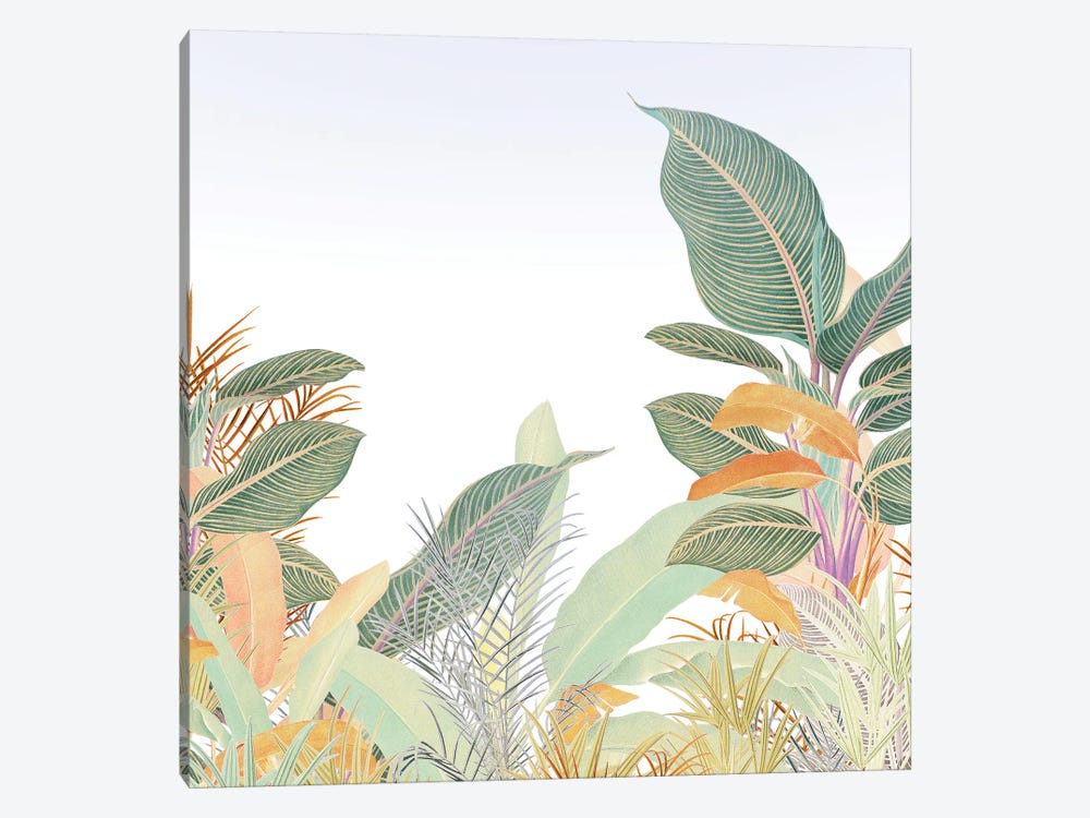 Native Jungle by Heather Landis 1-piece Canvas Art