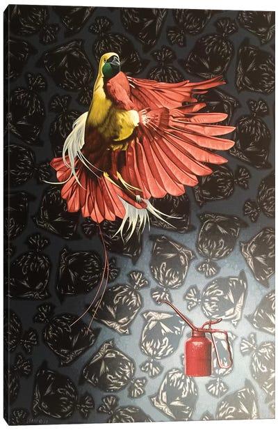 Paradise Lost  Canvas Art Print