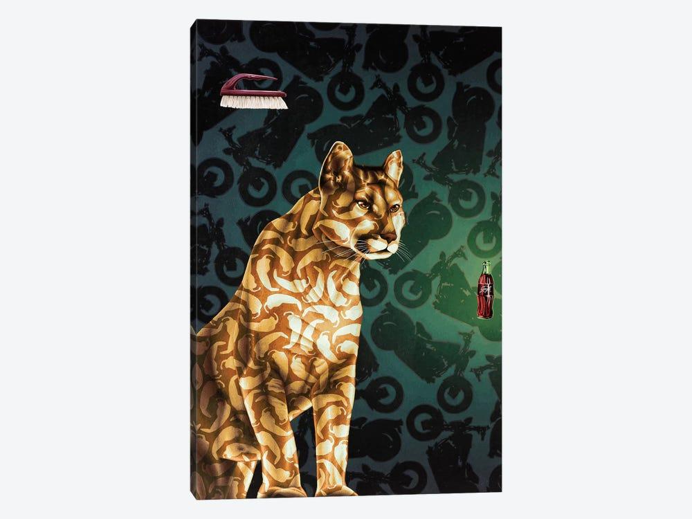 Roar by Stephen Hall 1-piece Canvas Artwork